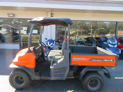 2013 Kubota RTV900XT Utility (Orange) in Sanford, Florida - Photo 7