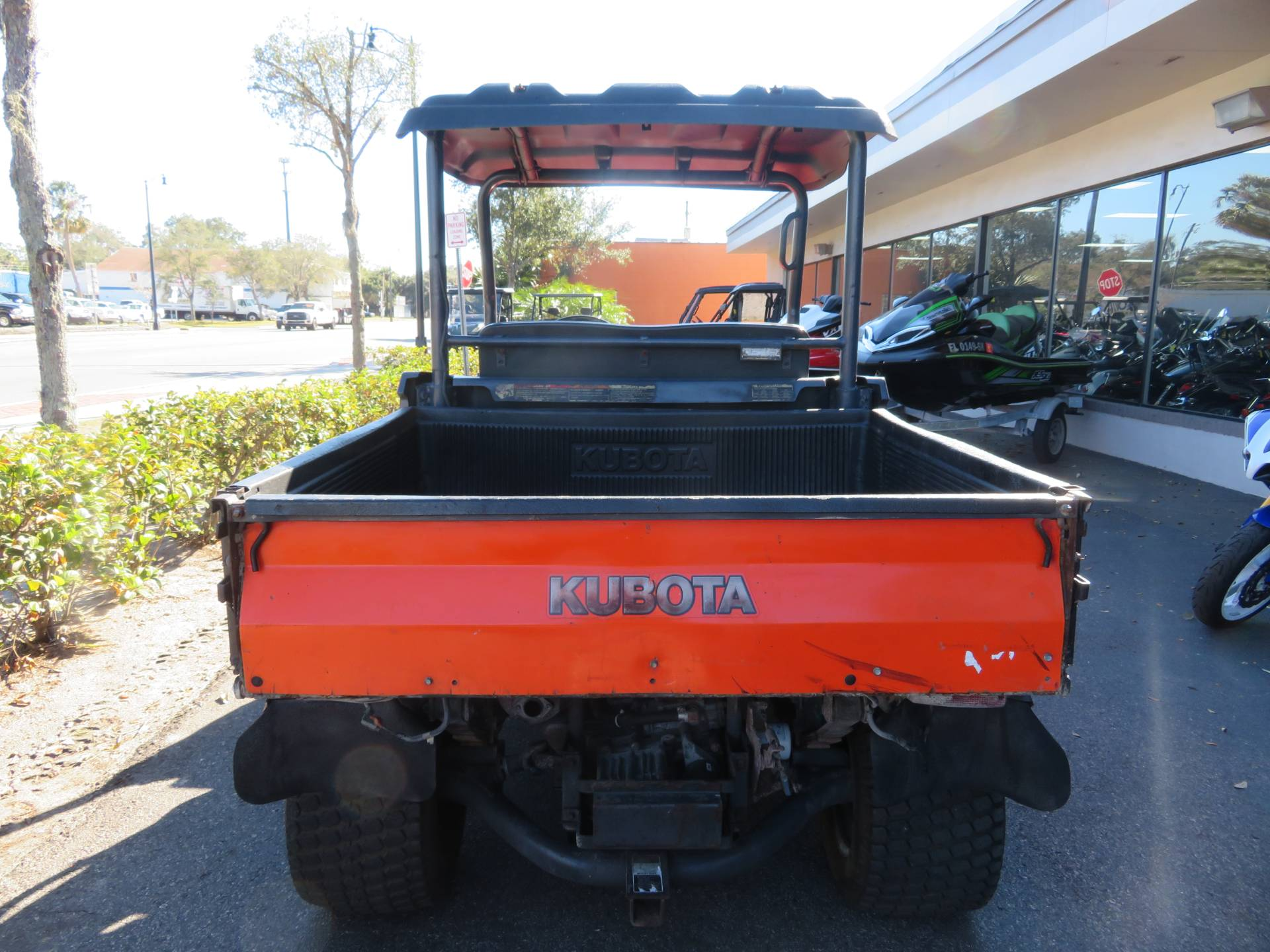 2013 Kubota RTV900XT Utility (Orange) in Sanford, Florida - Photo 9