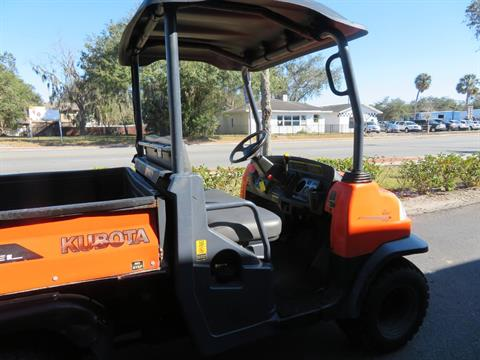 2013 Kubota RTV900XT Utility (Orange) in Sanford, Florida - Photo 12
