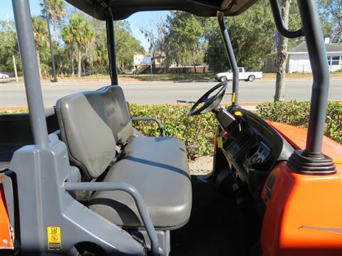 2013 Kubota RTV900XT Utility (Orange) in Sanford, Florida - Photo 13