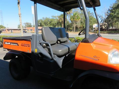2013 Kubota RTV900XT Utility (Orange) in Sanford, Florida - Photo 14