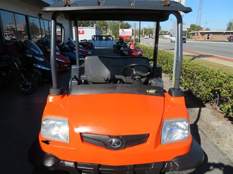 2013 Kubota RTV900XT Utility (Orange) in Sanford, Florida - Photo 16