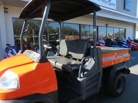 2013 Kubota RTV900XT Utility (Orange) in Sanford, Florida - Photo 18