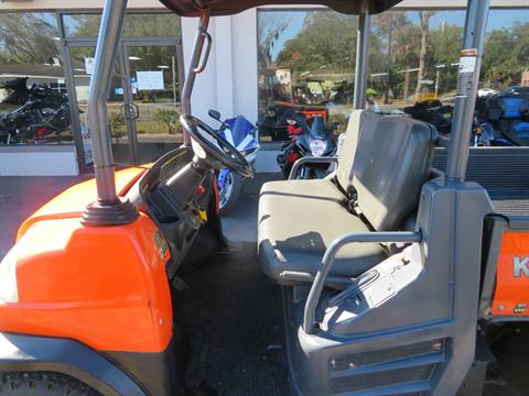2013 Kubota RTV900XT Utility (Orange) in Sanford, Florida - Photo 19