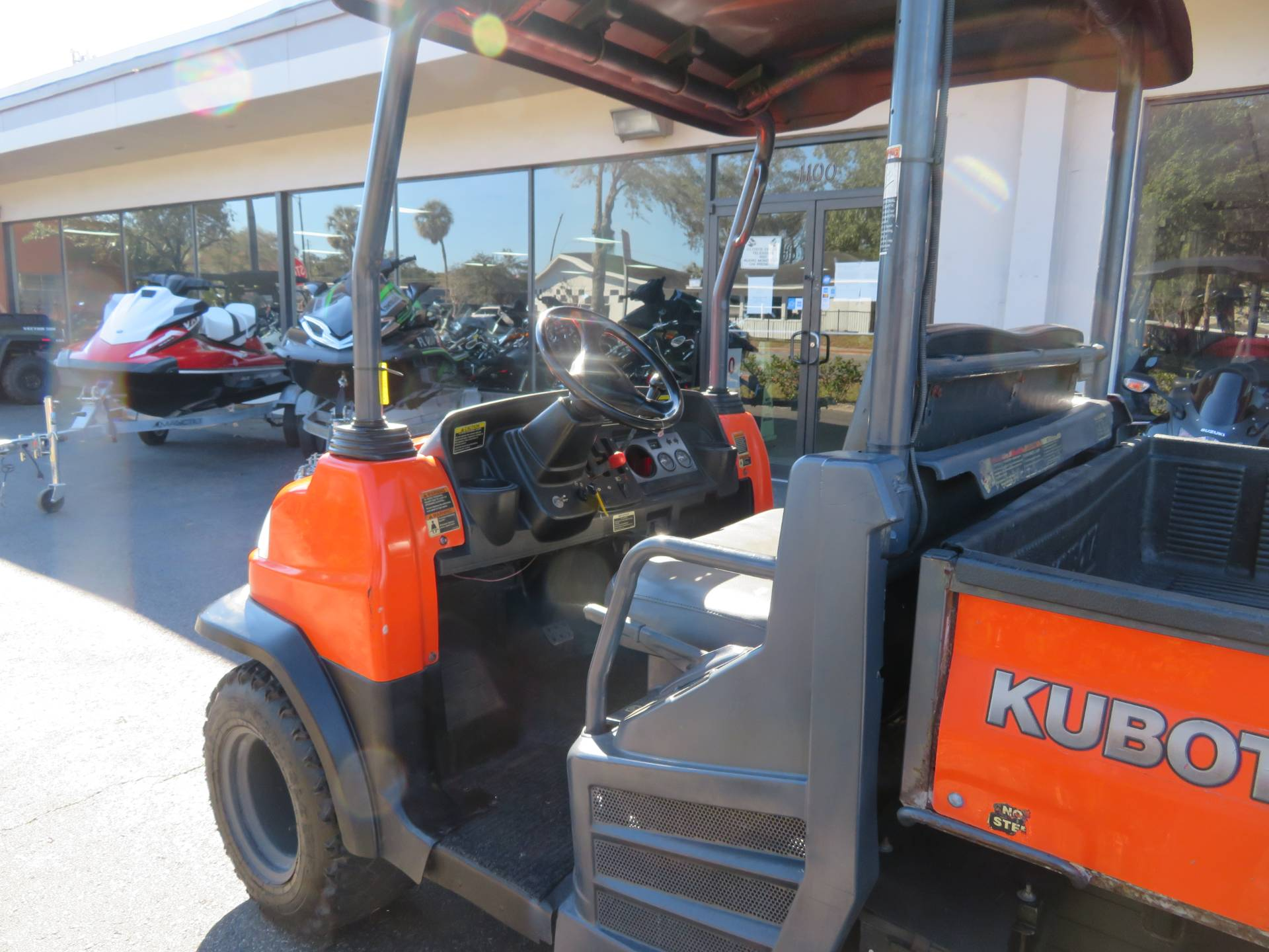 2013 Kubota RTV900XT Utility (Orange) in Sanford, Florida - Photo 20
