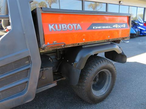 2013 Kubota RTV900XT Utility (Orange) in Sanford, Florida - Photo 21