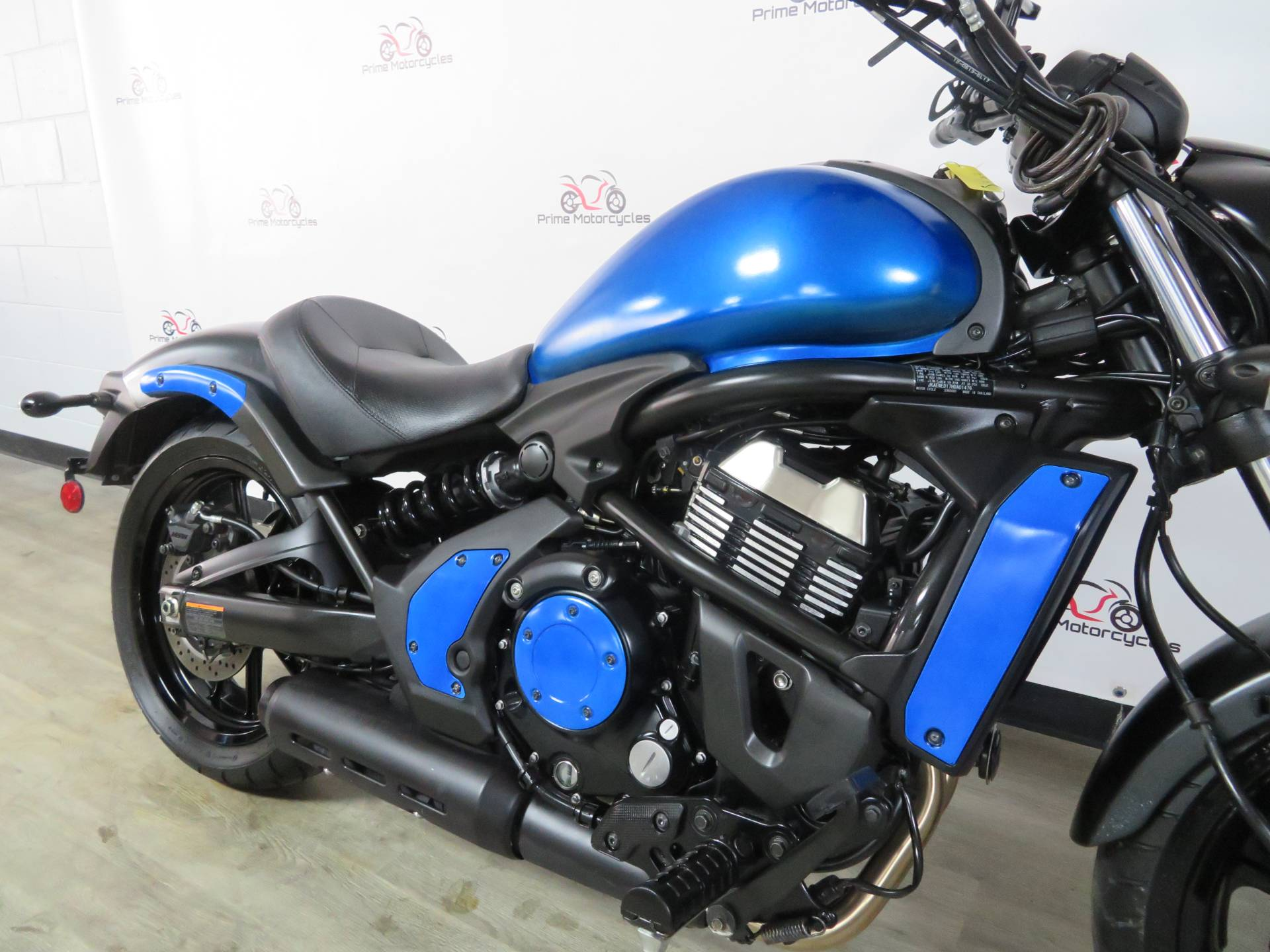 2017 Kawasaki Vulcan S ABS SE in Sanford, Florida - Photo 18