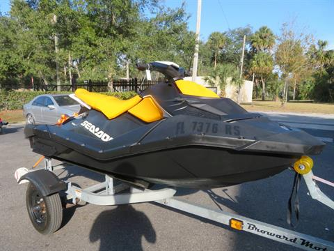 2018 Sea-Doo SPARK 3up 900 H.O. ACE iBR + Convenience Package in Sanford, Florida - Photo 2
