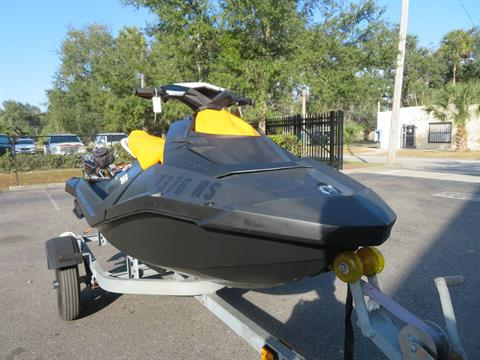 2018 Sea-Doo SPARK 3up 900 H.O. ACE iBR + Convenience Package in Sanford, Florida - Photo 3