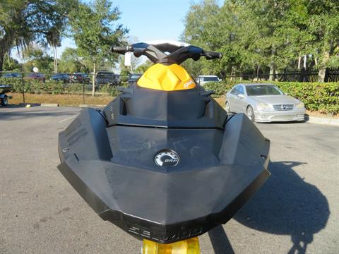 2018 Sea-Doo SPARK 3up 900 H.O. ACE iBR + Convenience Package in Sanford, Florida - Photo 4