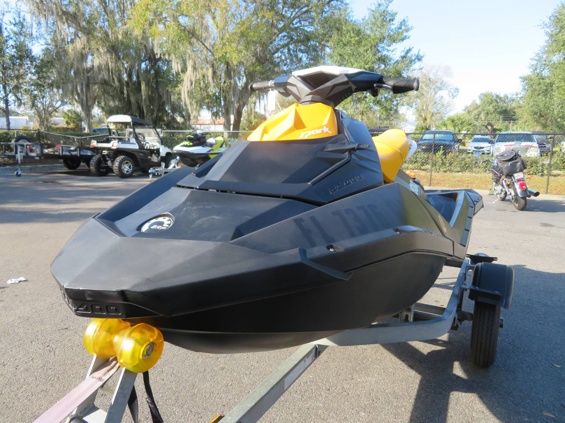 2018 Sea-Doo SPARK 3up 900 H.O. ACE iBR + Convenience Package in Sanford, Florida - Photo 5