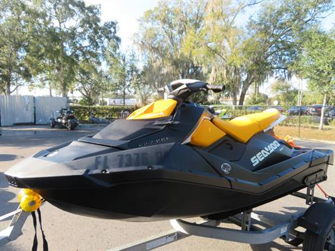 2018 Sea-Doo SPARK 3up 900 H.O. ACE iBR + Convenience Package in Sanford, Florida - Photo 6