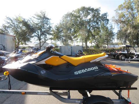 2018 Sea-Doo SPARK 3up 900 H.O. ACE iBR + Convenience Package in Sanford, Florida - Photo 7