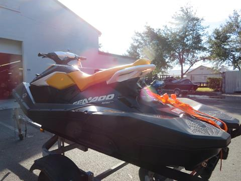 2018 Sea-Doo SPARK 3up 900 H.O. ACE iBR + Convenience Package in Sanford, Florida - Photo 8