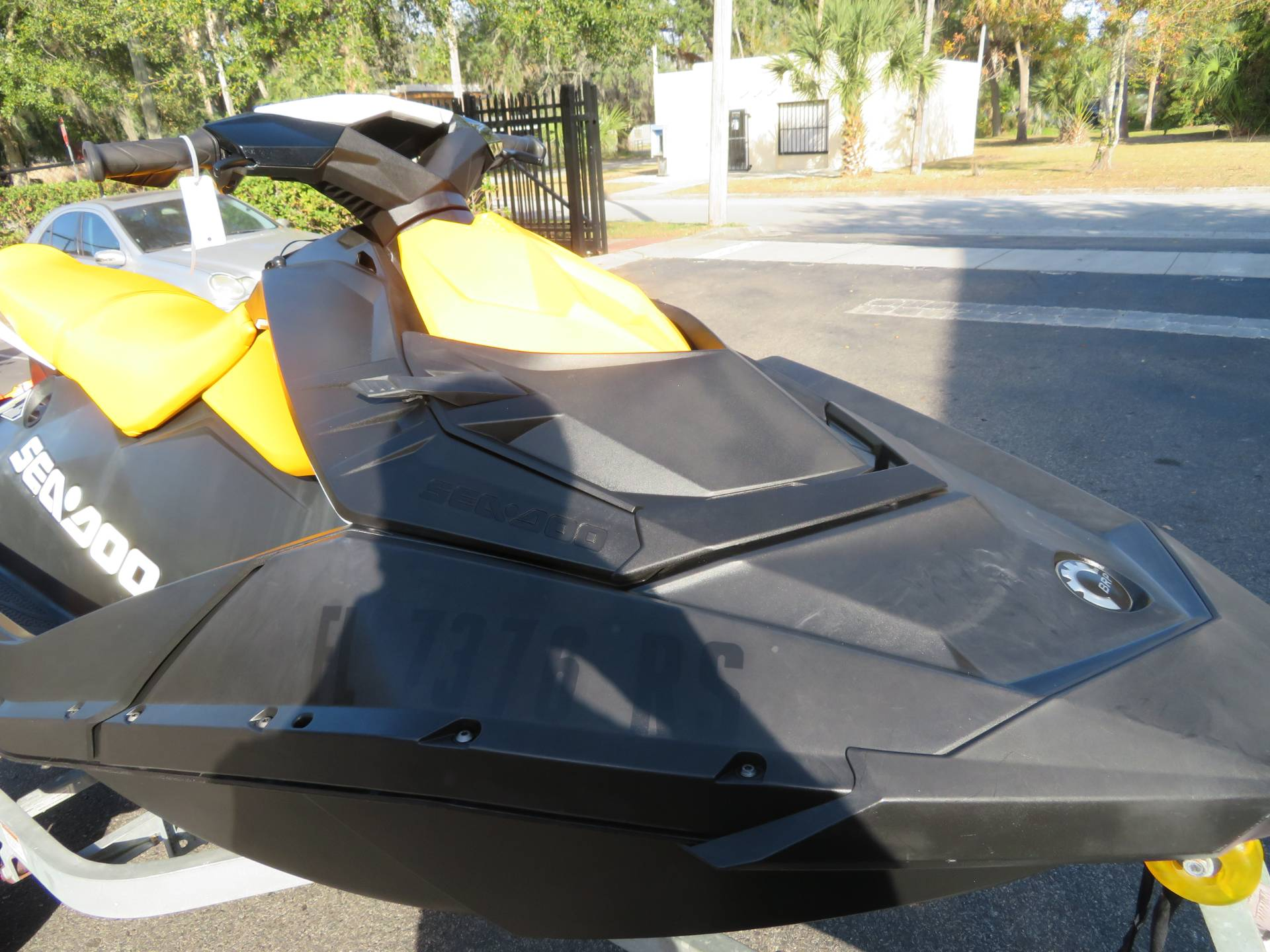 2018 Sea-Doo SPARK 3up 900 H.O. ACE iBR + Convenience Package in Sanford, Florida - Photo 14