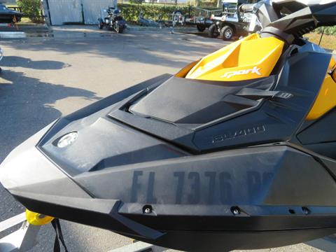 2018 Sea-Doo SPARK 3up 900 H.O. ACE iBR + Convenience Package in Sanford, Florida - Photo 16