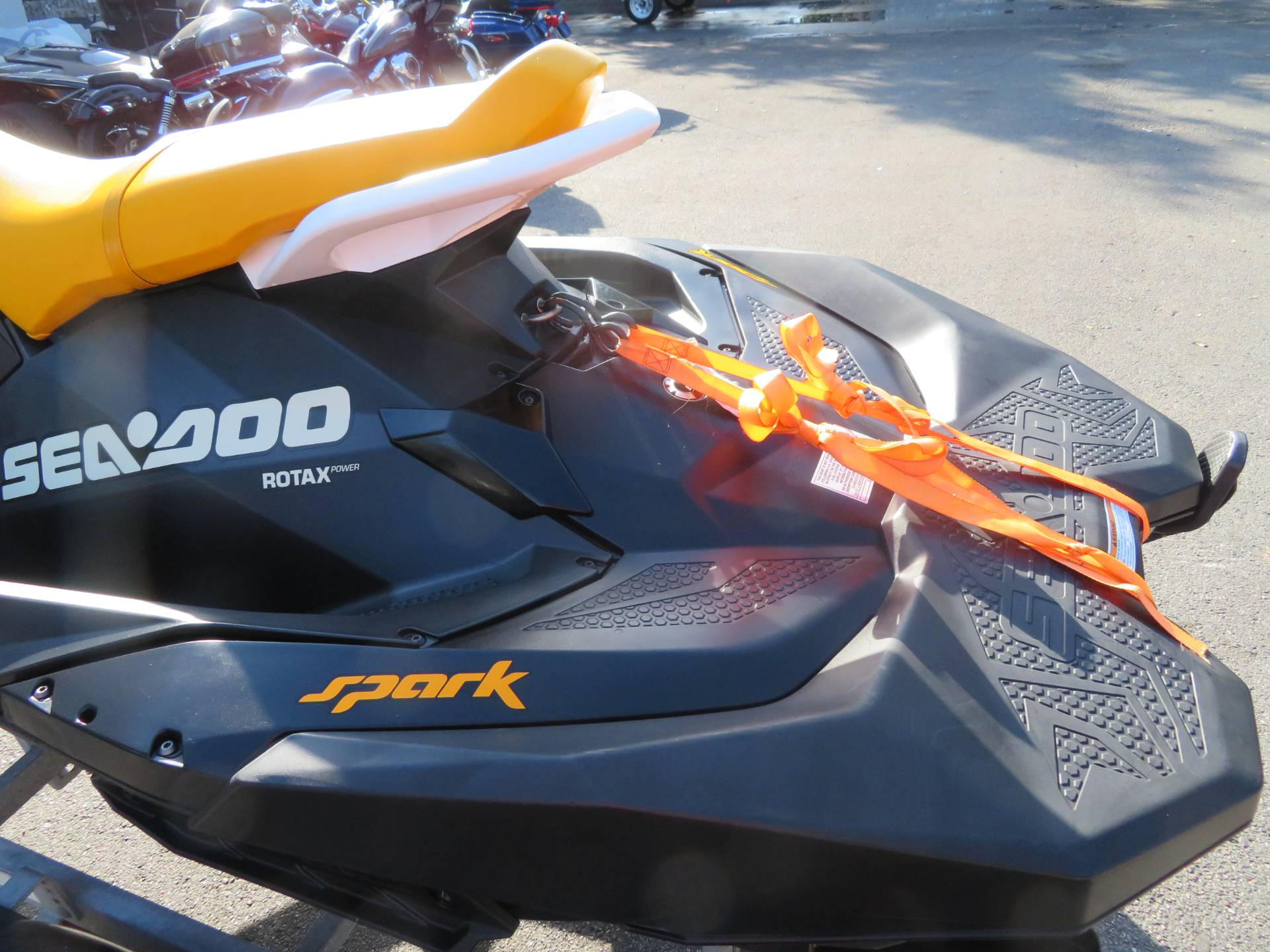 2018 Sea-Doo SPARK 3up 900 H.O. ACE iBR + Convenience Package in Sanford, Florida - Photo 19
