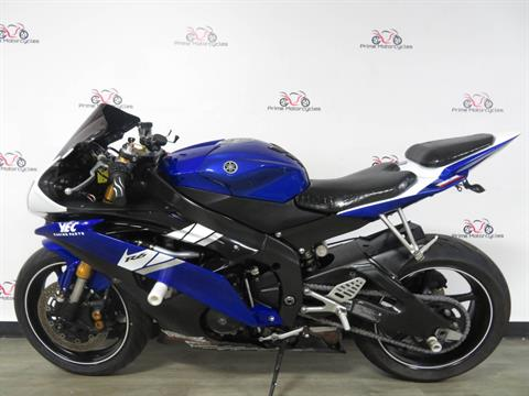 2011 Yamaha YZF-R6 in Sanford, Florida - Photo 1