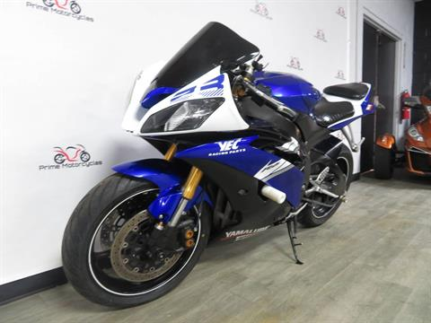 2011 Yamaha YZF-R6 in Sanford, Florida - Photo 2