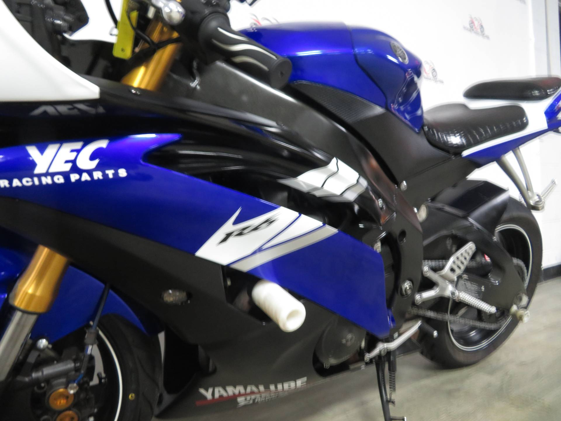2011 Yamaha YZF-R6 in Sanford, Florida - Photo 13