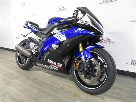 2011 Yamaha YZF-R6 in Sanford, Florida - Photo 6