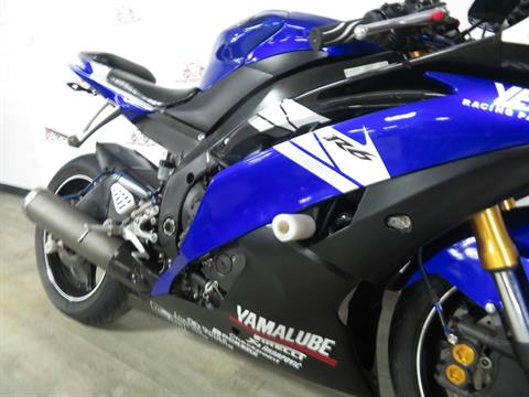 2011 Yamaha YZF-R6 in Sanford, Florida - Photo 18