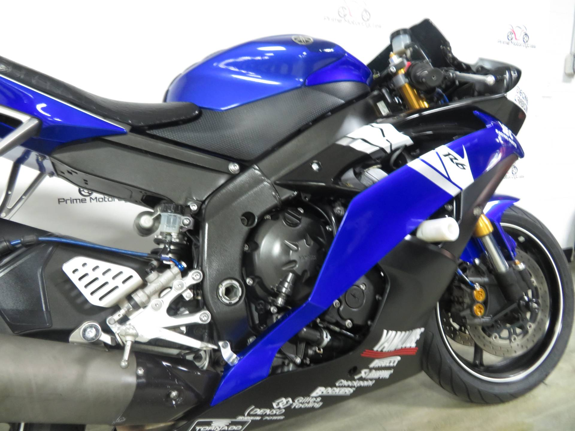 2011 Yamaha YZF-R6 in Sanford, Florida - Photo 19