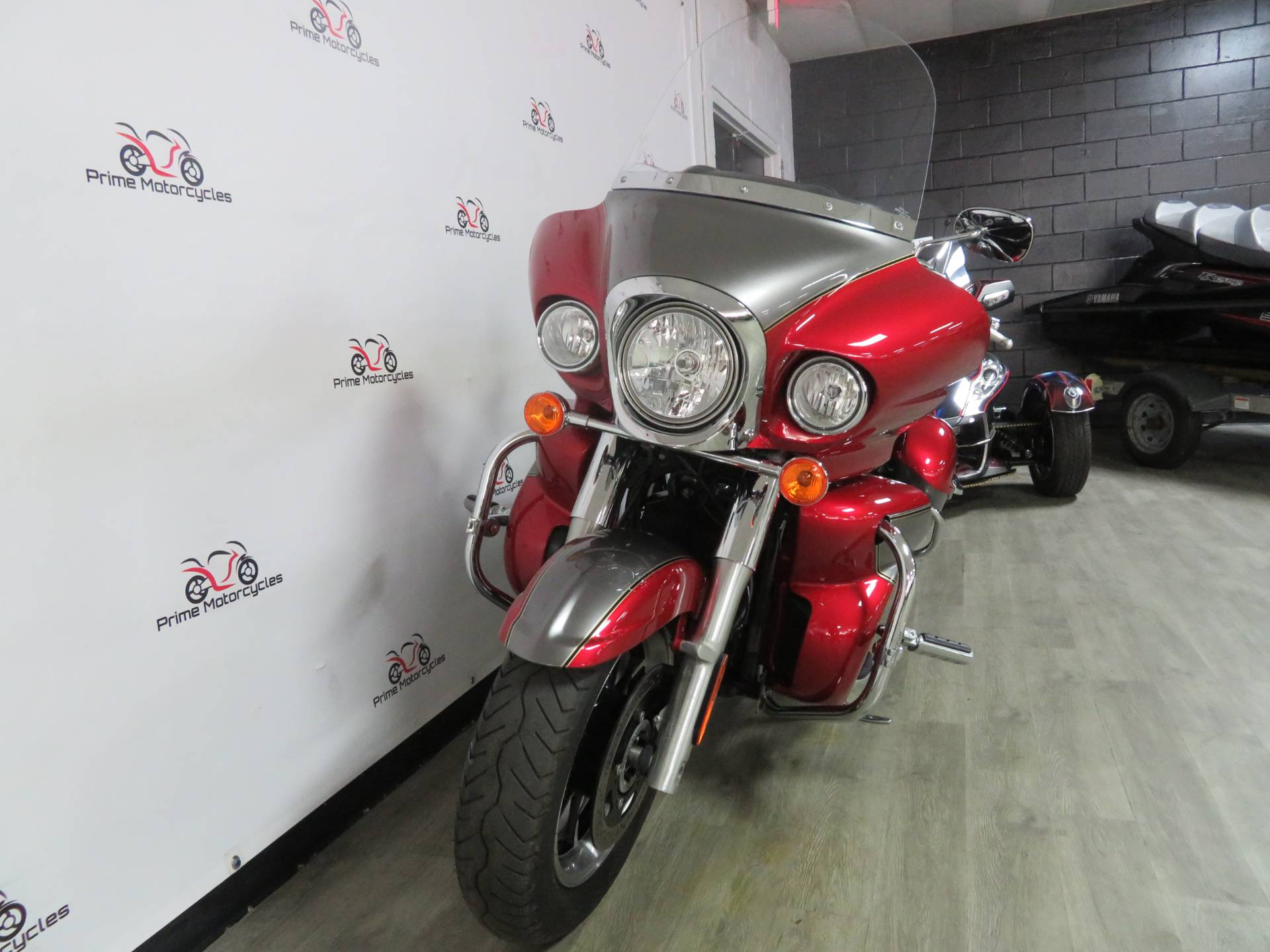 2014 Kawasaki Vulcan® 1700 Voyager® ABS in Sanford, Florida - Photo 3