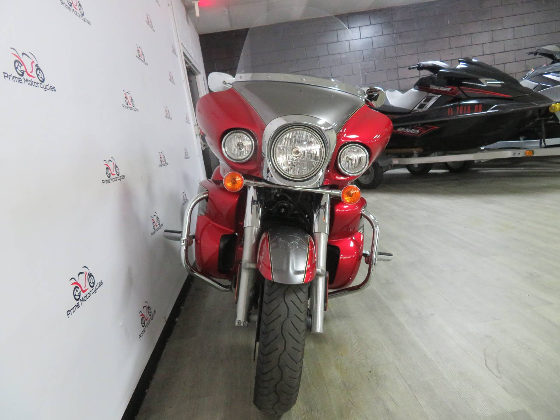 2014 Kawasaki Vulcan® 1700 Voyager® ABS in Sanford, Florida - Photo 4