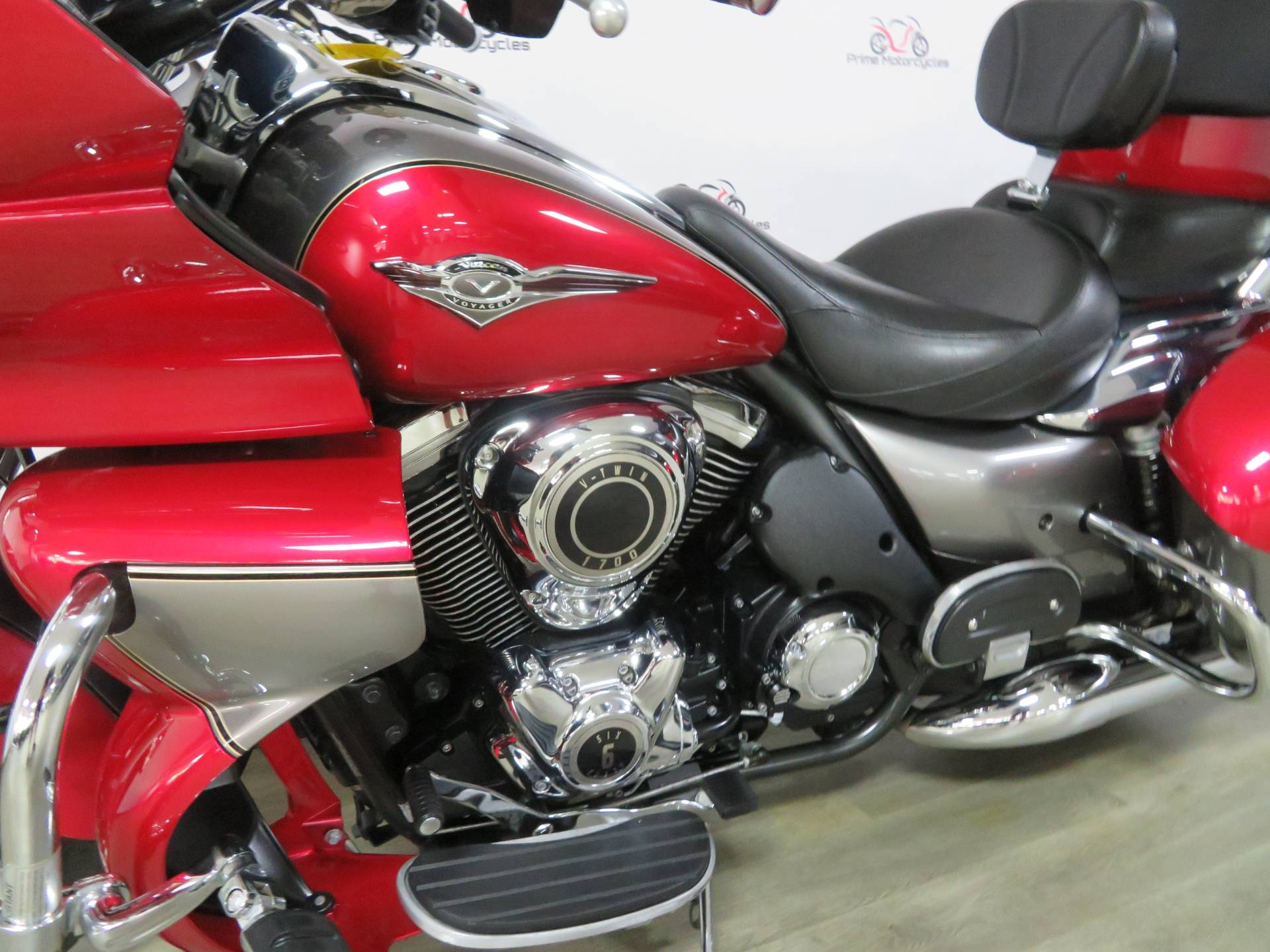 2014 Kawasaki Vulcan® 1700 Voyager® ABS in Sanford, Florida - Photo 13
