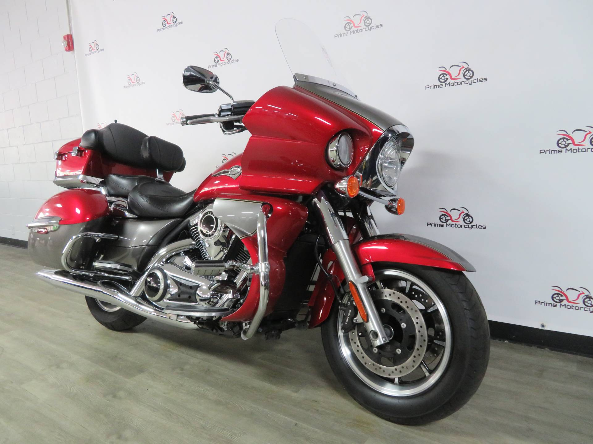 2014 Kawasaki Vulcan® 1700 Voyager® ABS in Sanford, Florida - Photo 6