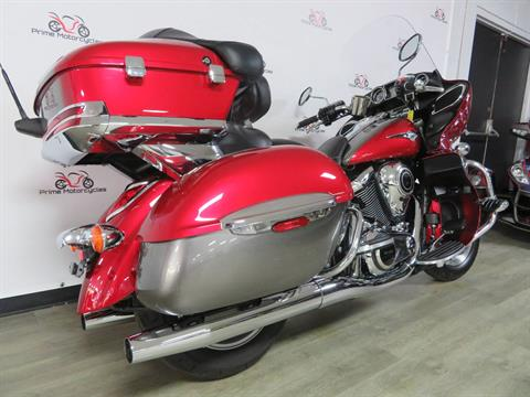 2014 Kawasaki Vulcan® 1700 Voyager® ABS in Sanford, Florida - Photo 8