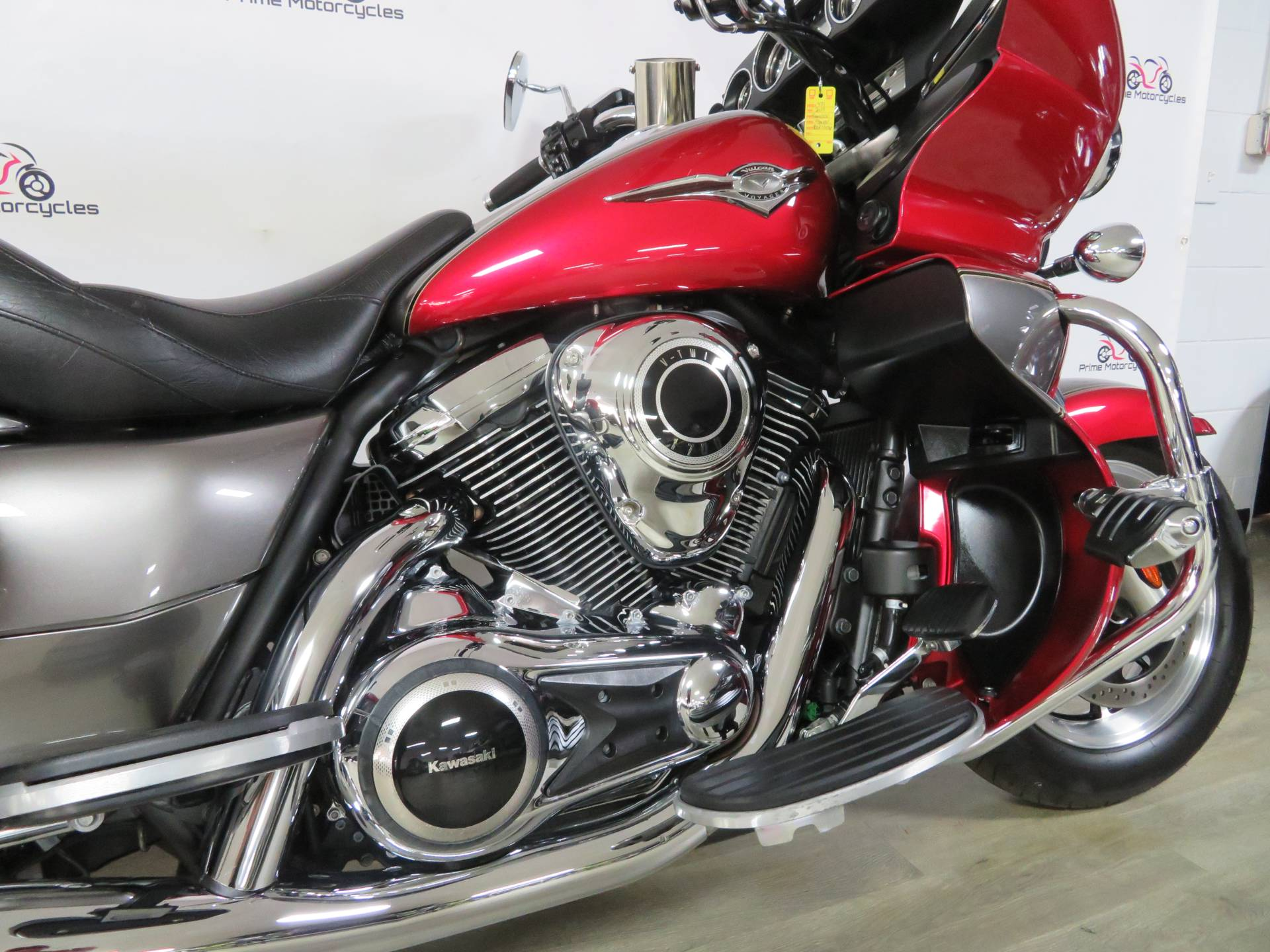 2014 Kawasaki Vulcan® 1700 Voyager® ABS in Sanford, Florida - Photo 19