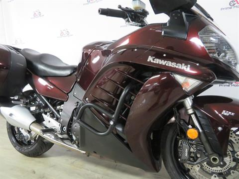 2012 Kawasaki Concours™ 14 ABS in Sanford, Florida - Photo 18
