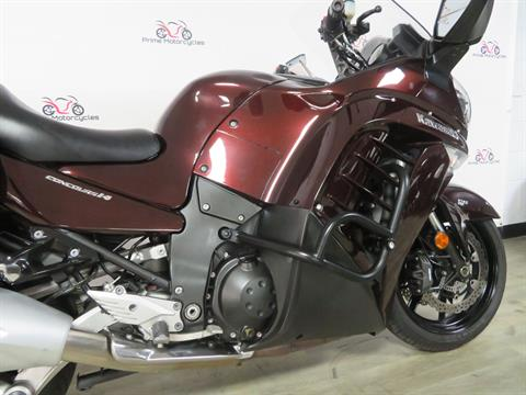 2012 Kawasaki Concours™ 14 ABS in Sanford, Florida - Photo 19
