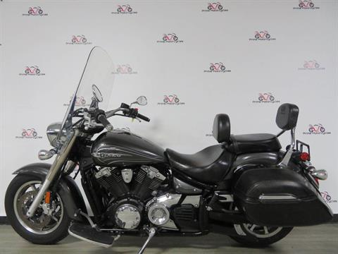 2012 Yamaha V Star 1300 Tourer in Sanford, Florida - Photo 1