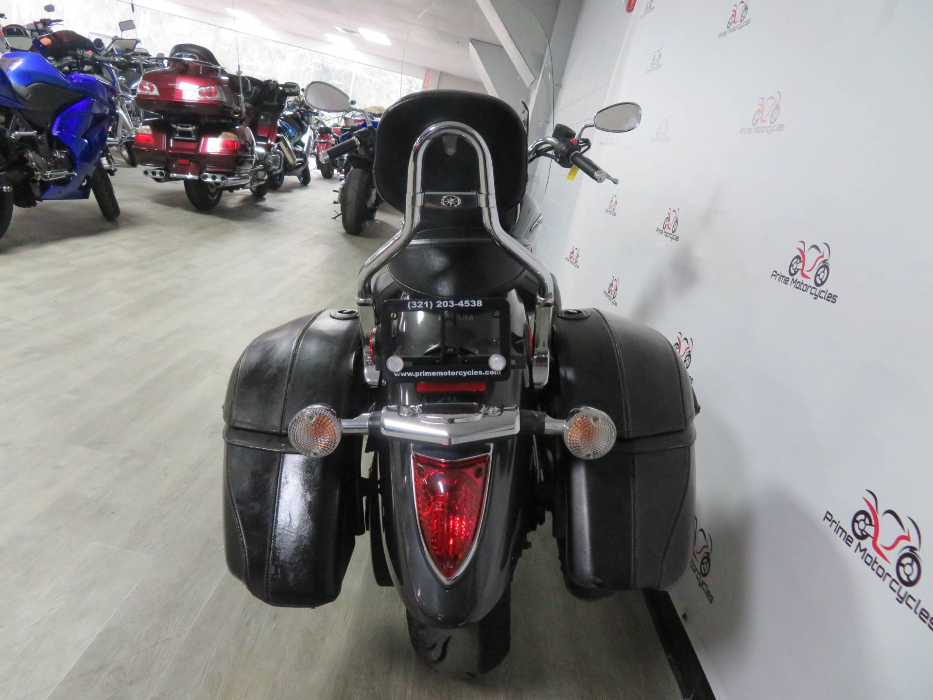 2012 Yamaha V Star 1300 Tourer in Sanford, Florida - Photo 9