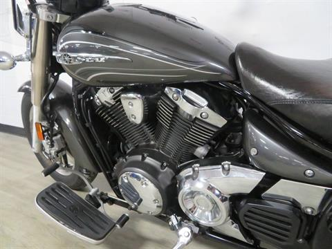 2012 Yamaha V Star 1300 Tourer in Sanford, Florida - Photo 12