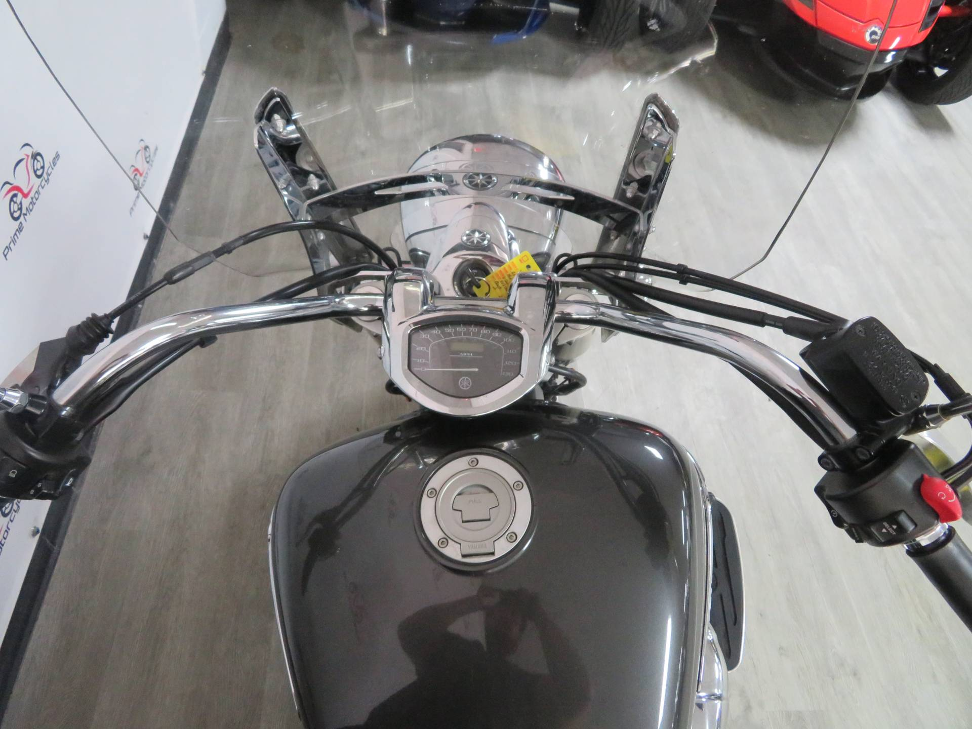 2012 Yamaha V Star 1300 Tourer in Sanford, Florida - Photo 25