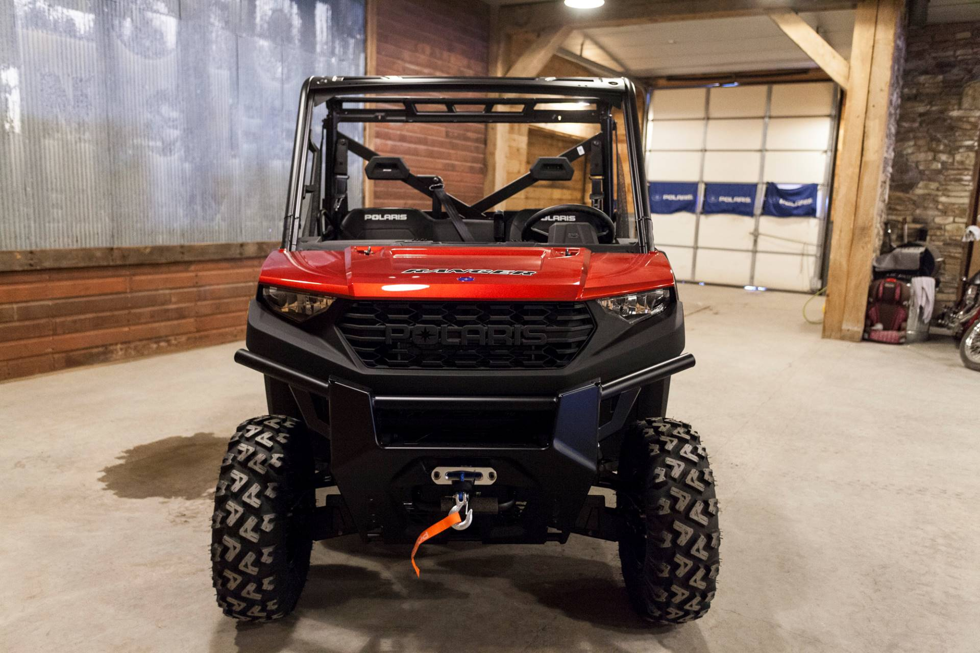 2020 Polaris Ranger 1000 Premium + Winter Prep Package in Valentine, Nebraska - Photo 3