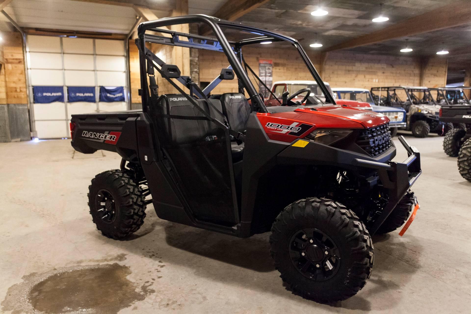 2020 Polaris Ranger 1000 Premium + Winter Prep Package in Valentine, Nebraska - Photo 4