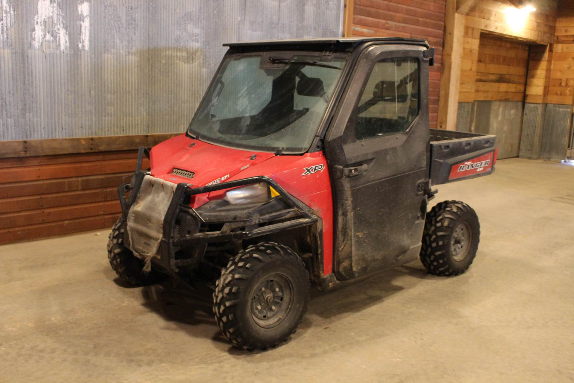 2016 Polaris Ranger570 Full Size in Valentine, Nebraska - Photo 2