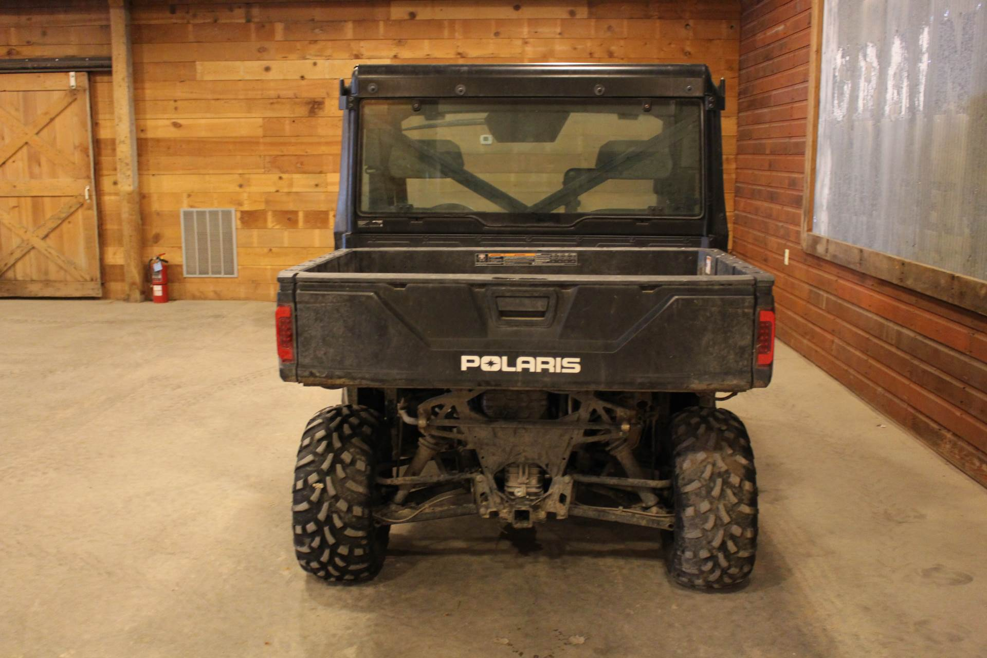 2016 Polaris Ranger570 Full Size in Valentine, Nebraska - Photo 4
