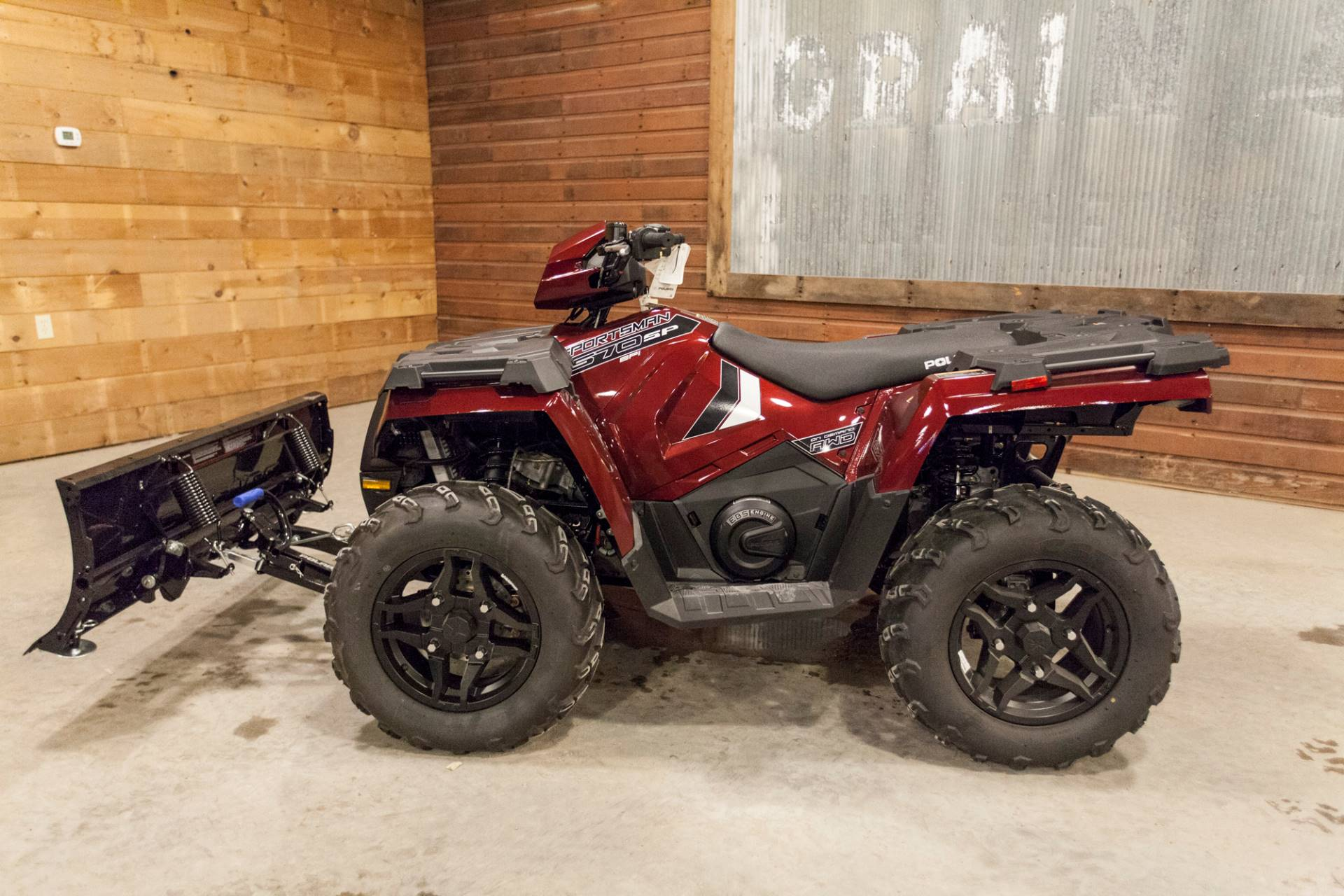 2019 Polaris Sportsman 570 SP in Valentine, Nebraska - Photo 1