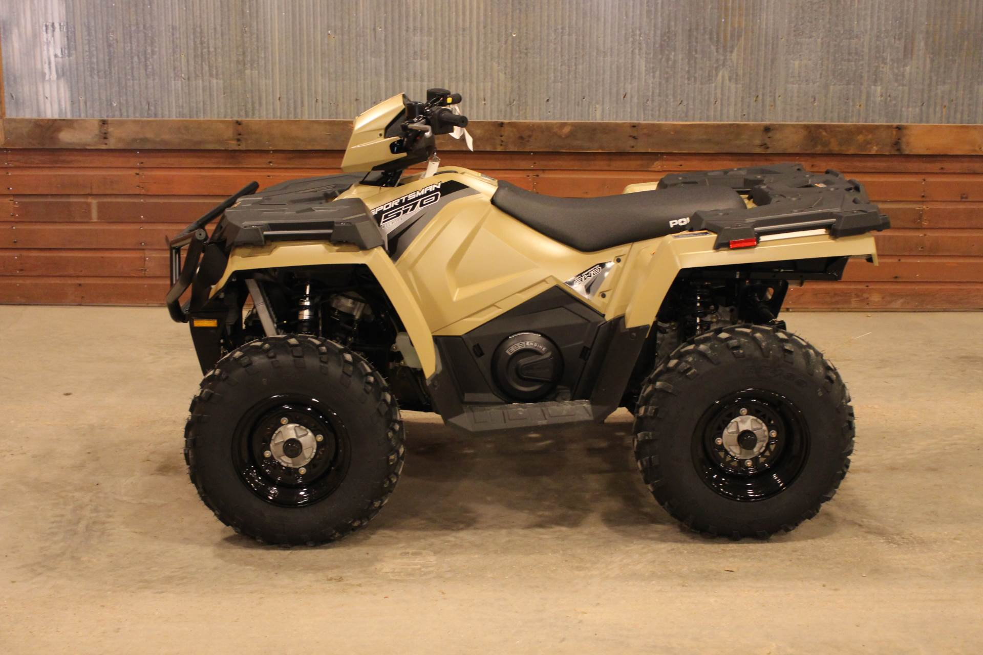 2019 Polaris Sportsman 570 EPS LE in Valentine, Nebraska - Photo 1