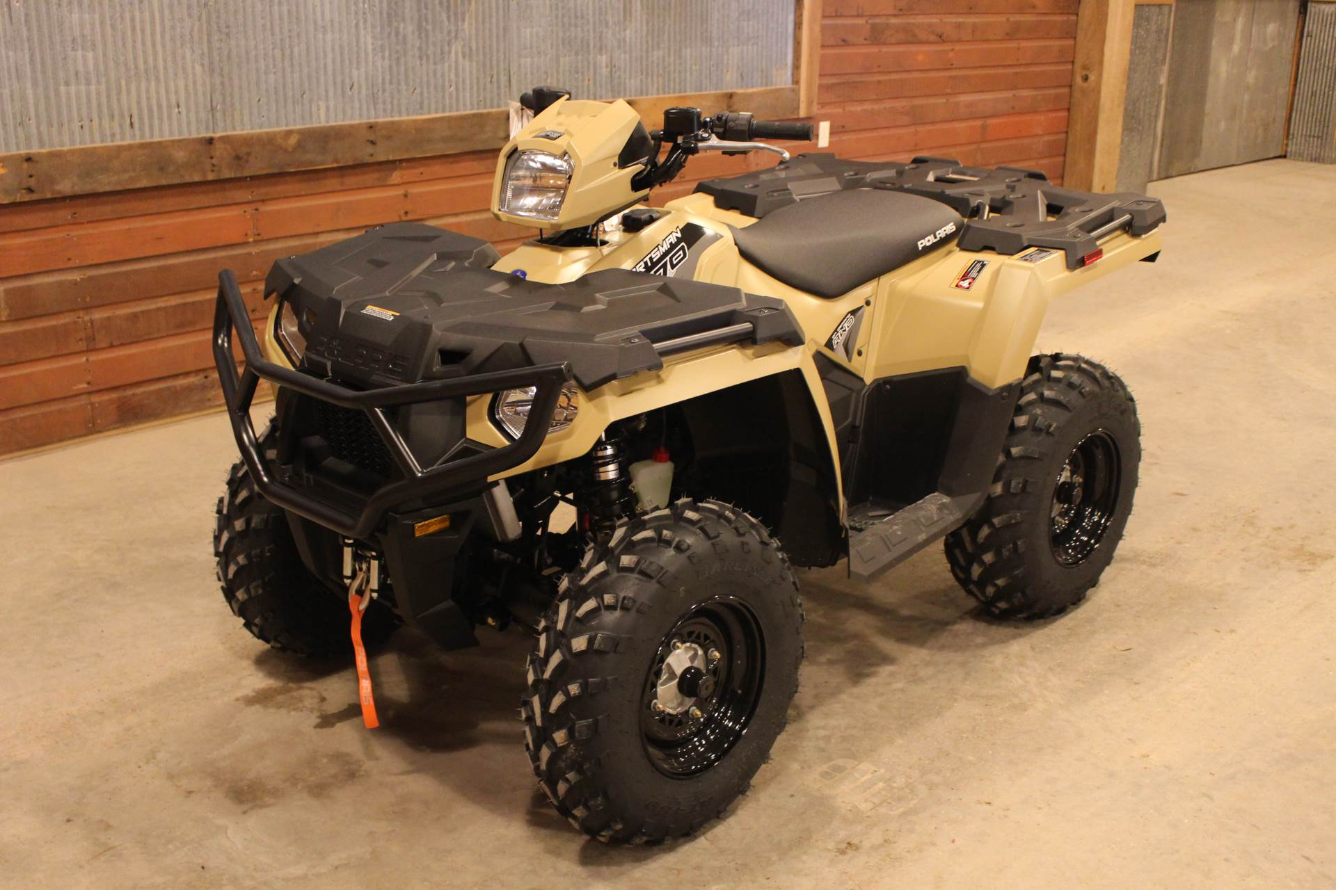 2019 Polaris Sportsman 570 EPS LE in Valentine, Nebraska - Photo 2