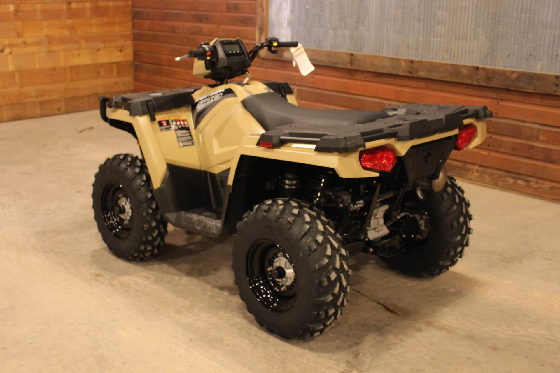 2019 Polaris Sportsman 570 EPS LE in Valentine, Nebraska - Photo 3