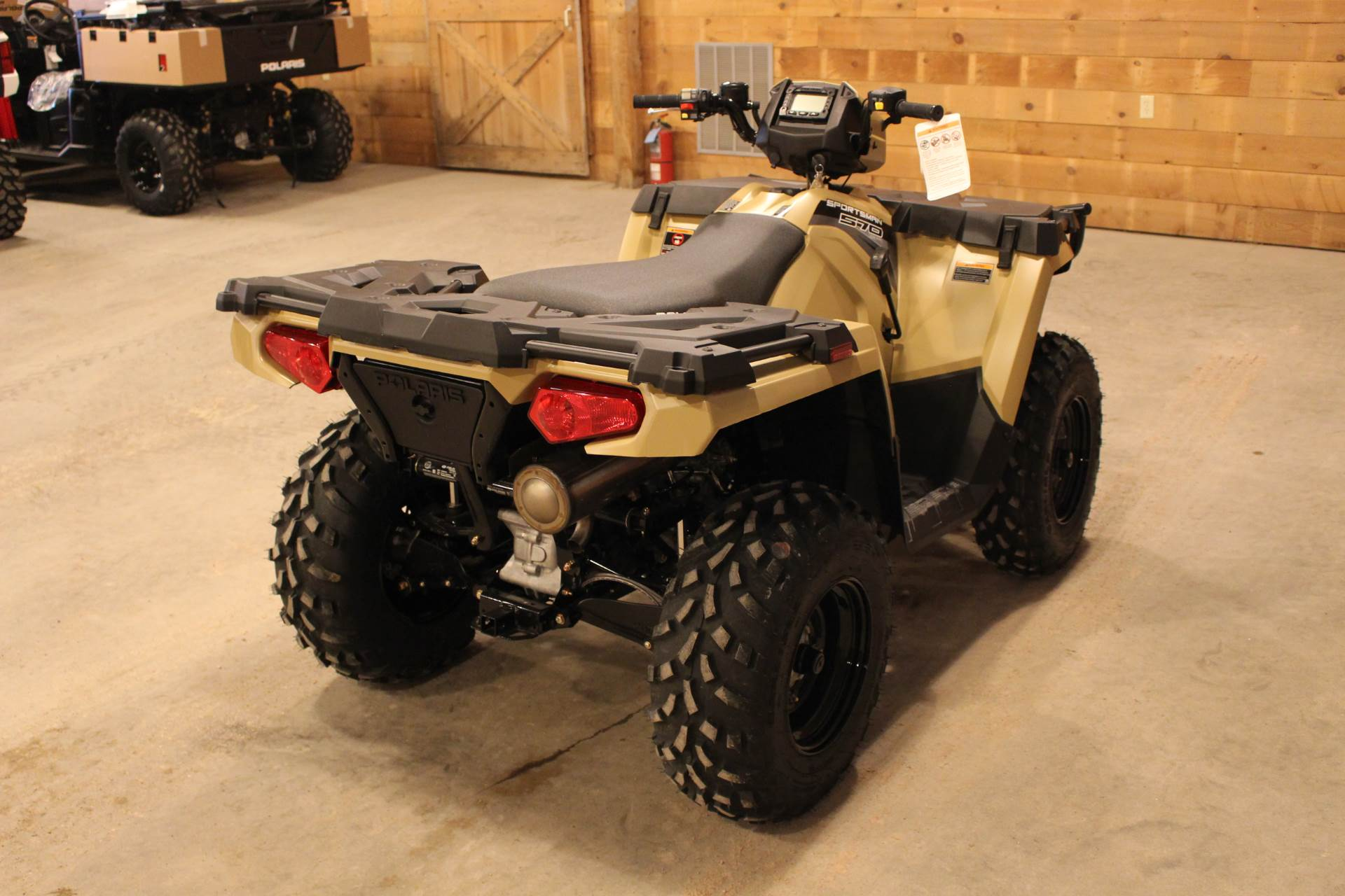 2019 Polaris Sportsman 570 EPS LE in Valentine, Nebraska - Photo 6