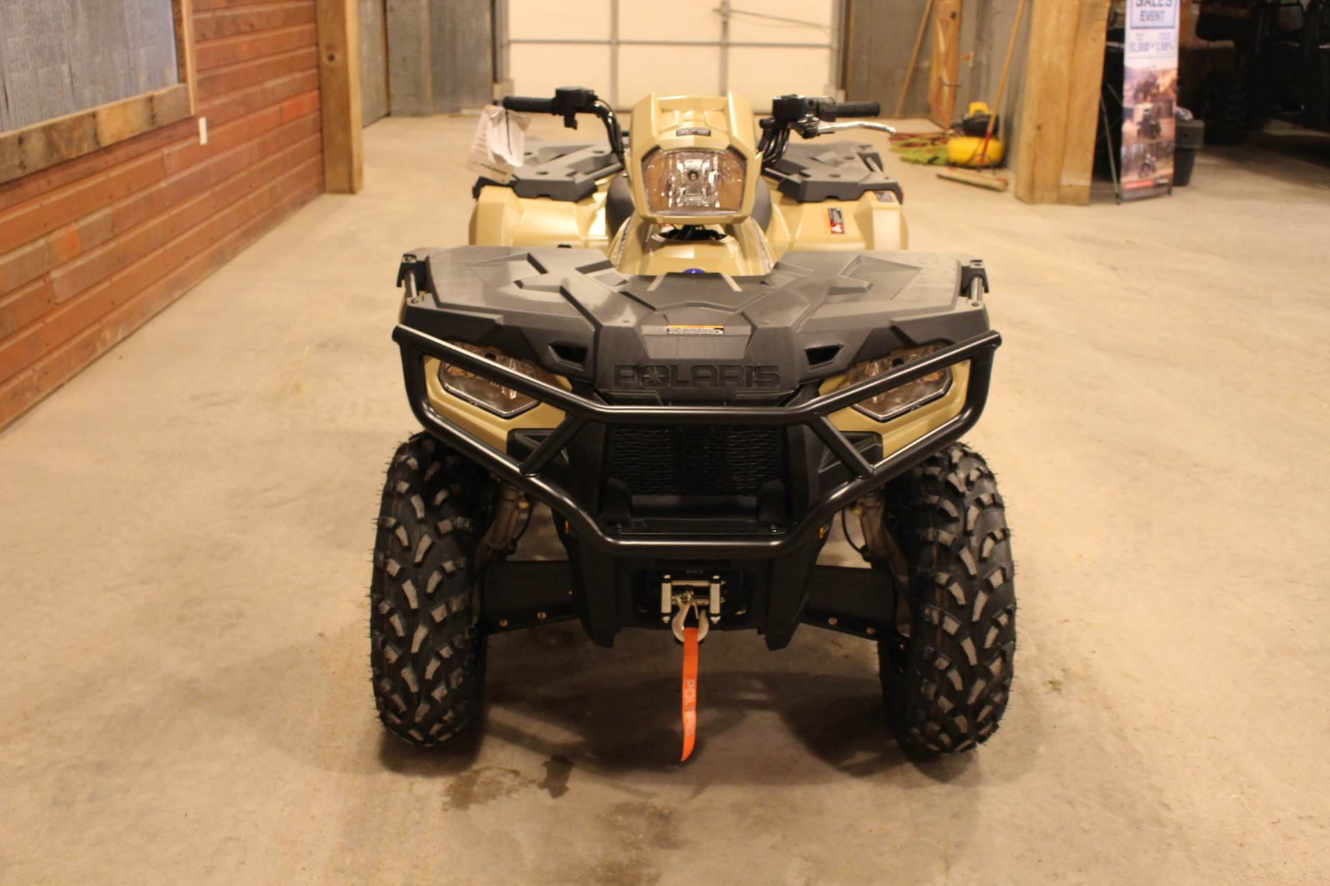 2019 Polaris Sportsman 570 EPS LE in Valentine, Nebraska - Photo 8
