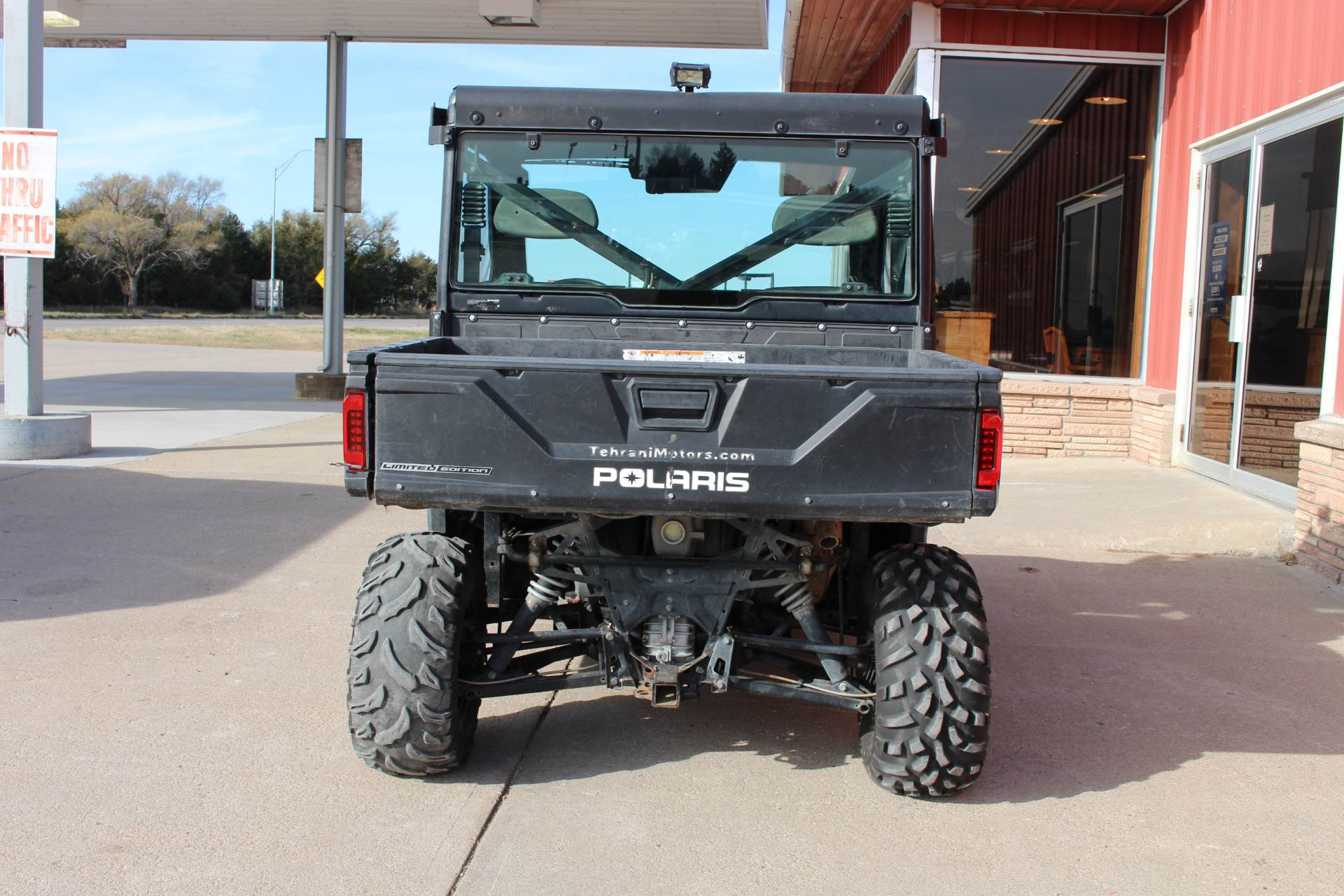 2013 Polaris Ranger XP® 900 LE in Valentine, Nebraska - Photo 4